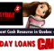 Promising Instant Cash Resource in Quebec - Payday Loans