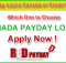 Payday Loans Canada or Credit Cards - Which One to Choose