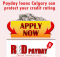 Payday loans Calgary can protect your credit rating