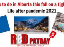 Alberta places to visit RedPayday