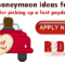 Cheap honeymoon ideas for 202-Consider picking up a fast payday loan Red Payday