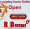 E-transfer payday loans Online Canada 24-7 Red Payday