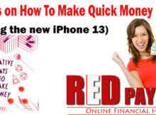 How to make quick money RedPayday