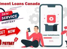 Installment Loans Canada - RedPayday